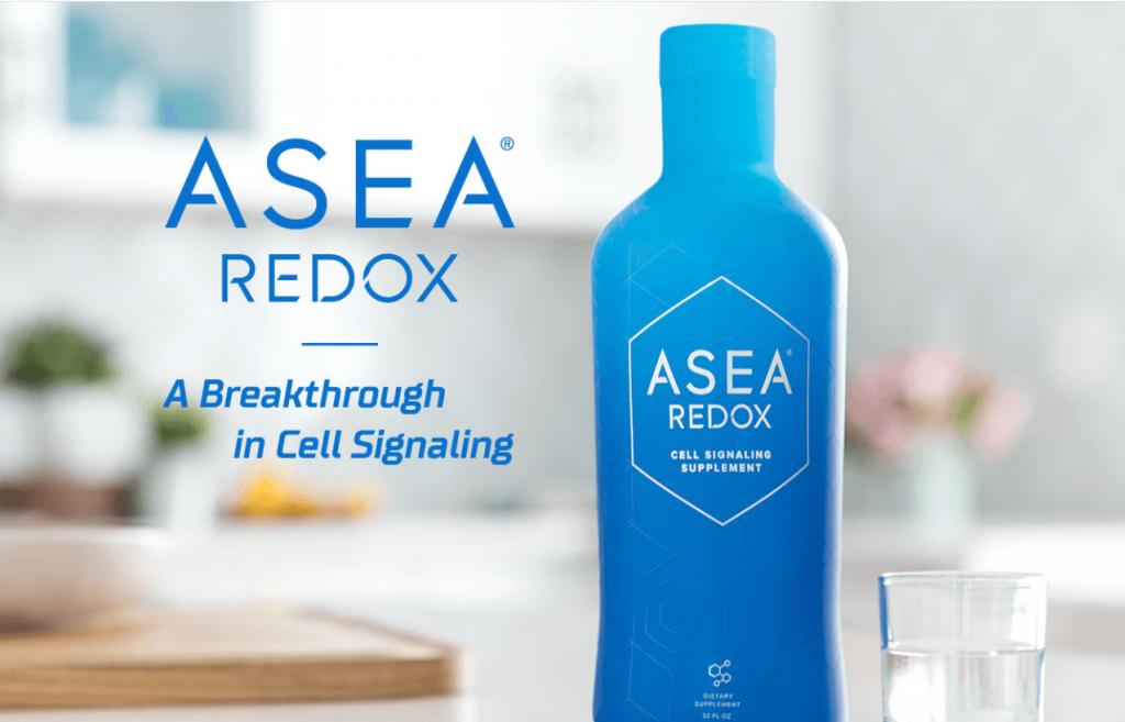 Asea Redox agua
